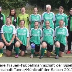 SG Tanna/Mühltroff - SV Grün-Weiß Wernesgrün 9:1 (4:0)