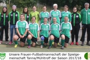 SG Tanna/Mühltroff – SV Grün-Weiß Wernesgrün 9:1 (4:0)