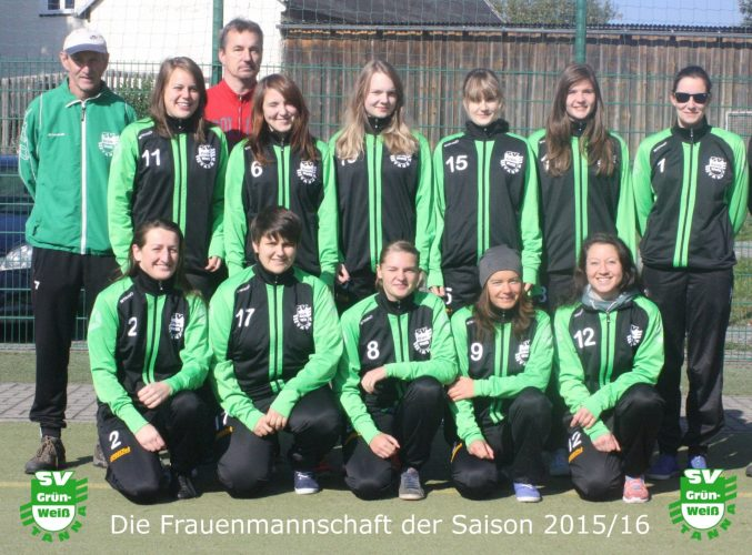 SV Grün-Weiß Tanna - 1. FC Ranch Plauen 0:9 (0:3)