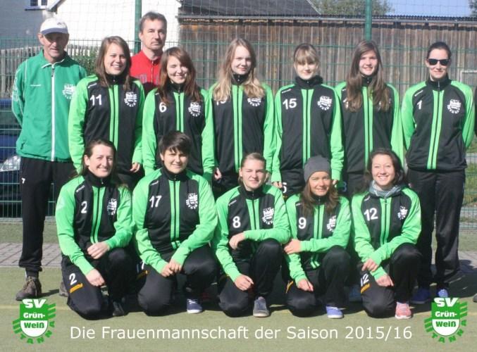 FC Schönheide - SV Grün-Weiß Tanna 2:2 (1:1)