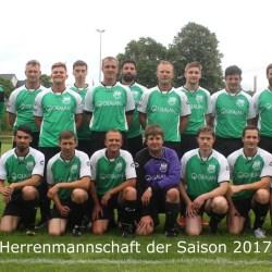 Post SV Jena - SG SV Grün-Weiß Tanna 1:0 (0:0)