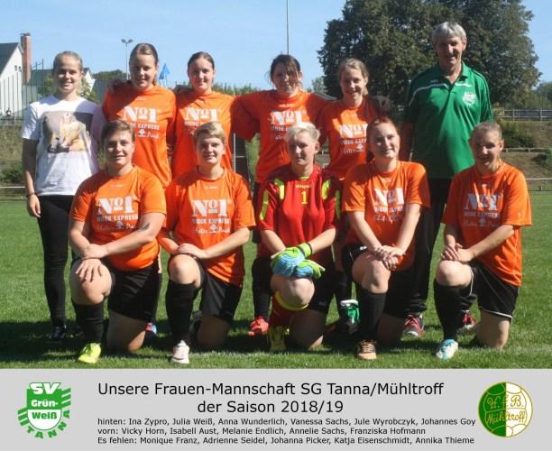 Hallen-Vorrunde Kreismeisterschaft Frauen