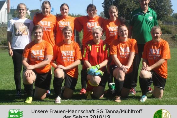 Frauen Vogtland-Kreisklasse