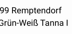 Remptendorf - Tanna