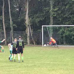 SG Isserstedt vs. SG Tanna/Oettersdorf 4:1 (1:0)