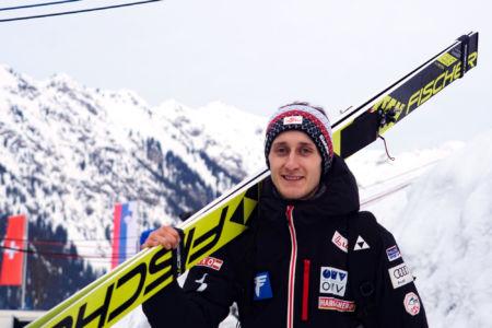 Clemens Aigner - PŚ Oberstdorf 2019