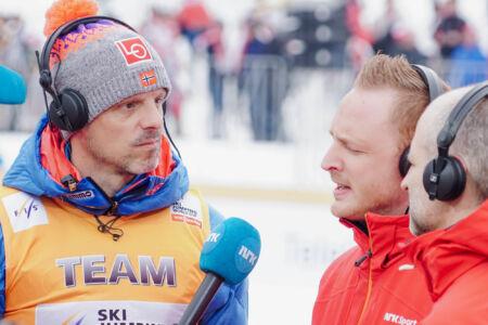 Alexander Stöckl, Johan Remen Evensen - WC Planica 2018