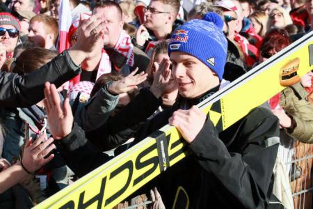 Andreas Wellinger - PŚ Willingen 2019