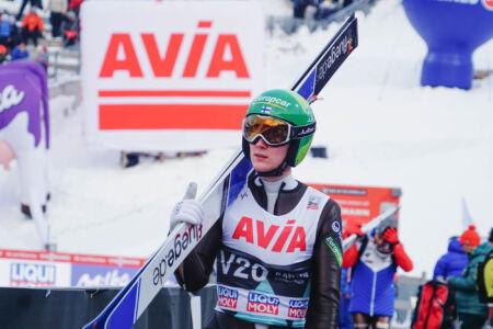 Andreas Alamommo - WC Oslo 2018