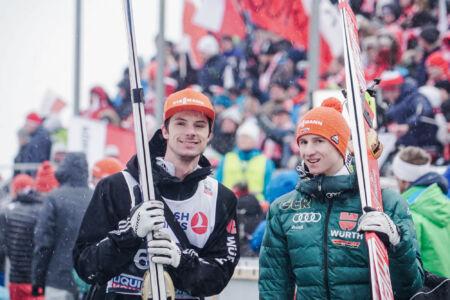 Andreas Wank, Karl Geiger - WC Oslo 2018
