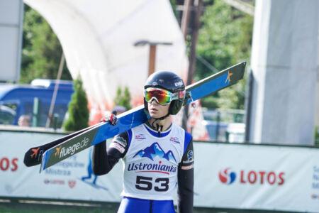 Casey Larson - sCoC Szczyrk 2017