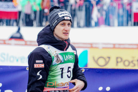 Clemens Aigner - WC Planica 2018