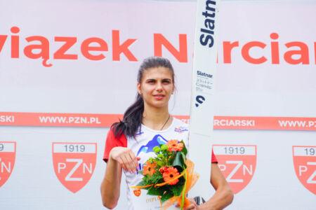Daniela Haralambie - FIS Cup Szczyrk 2018