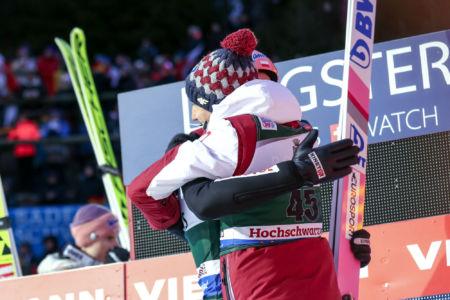 Dawid Kubacki, Kamil Stoch - WC Titisee-Neustadt 2020