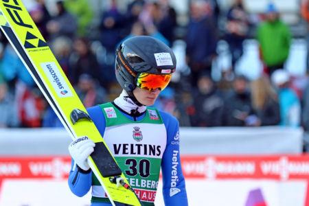 Dominik Peter - WC Engelberg 2019
