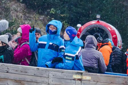Eetu Nousiainen, Andreas Alamommo - WC Wisła 2018