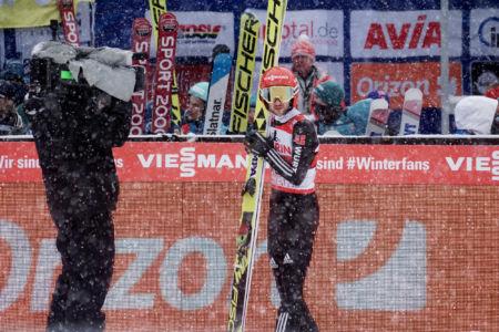 Markus Eisenbichler - PŚ Willingen 2018