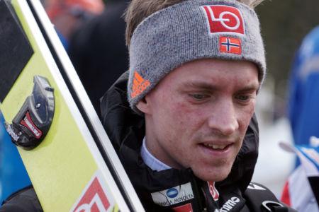 Anders Fannemel - PŚ Planica 2018