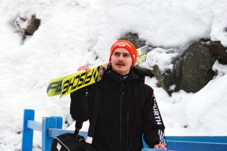 Richard Freitag - WC Oberstdorf 2019