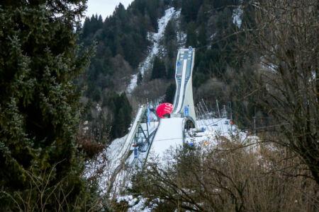 Große Olympiaschanze - WC Garmisch-Partenkirchen 2018 (4)