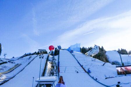 Große Olympiaschanze - WC Garmisch-Partenkirchen 2018