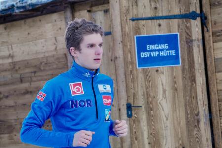 Halvor Egner Granerud - WC Garmisch-Partenkirchen 2018