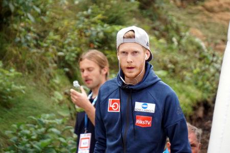 Robert Johansson - sCOC Wisła 2016