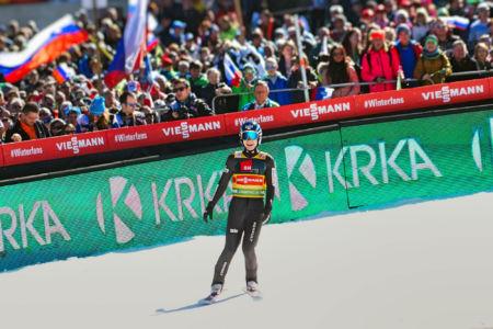 Jakub Wolny - WC Planica 2019