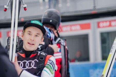 Jarkko Määttä - WC Bischofshofen 2018