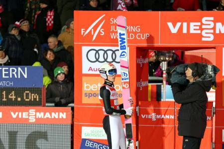 Johann André Forfang - WC Klingenthal 2019