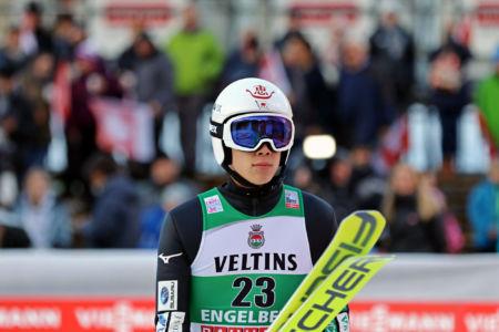 Keiichi Satō - WC Engelberg 2019