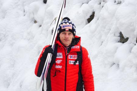 Dawid Kubacki - PŚ Oberstdorf 2019