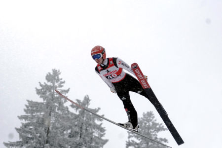 Stephan Leyhe - PŚ Willingen 2018