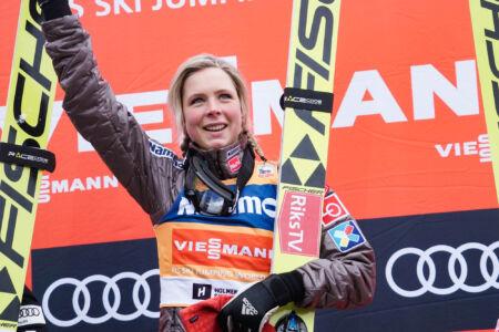 Maren Lundby - WWC Oslo 2018