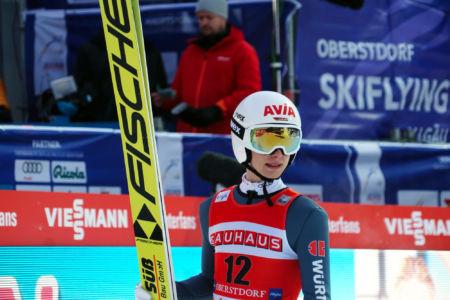 Martin Hamann - PŚ Oberstdorf 2019