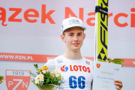 Maximilian Steiner - FIS Cup Szczyrk 2018
