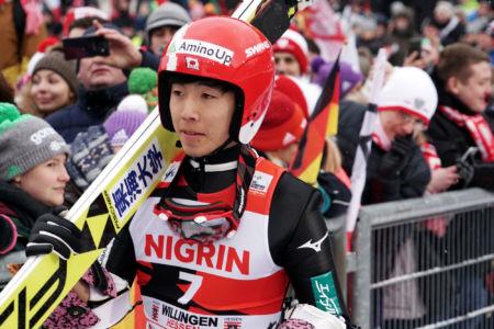 Naoki Nakamura - WC Willingen 2018
