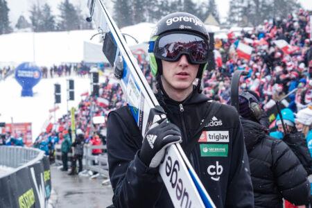 Nejc Dežman - WC Oslo 2018