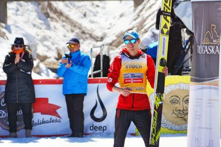 PŚ Planica 2019 - Trzecie miejsce klasyfikacji generalnej sezonu 2018/2019, Kamil Stoch