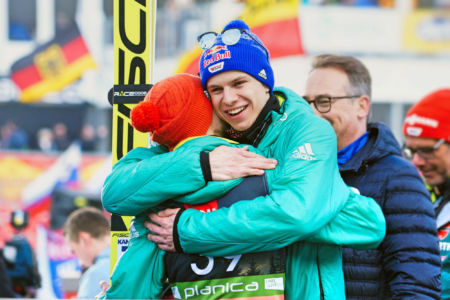 PŚ Planica 2019 - Andreas Wellinger