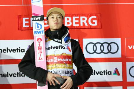 Ryōyū Kobayashi - WC Engelberg 2019