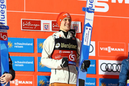 Stephan Leyhe - WC Willingen 2020