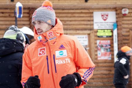 Andreas Stjernen - PŚ Wisła 2017