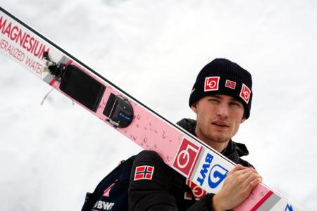 Daniel-André Tande - PŚ Oberstdorf 2019