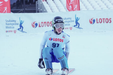 Timi Zajc - FIS Cup Zakopane 2017