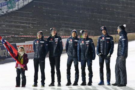 WC Willingen 2020 - Team Norway