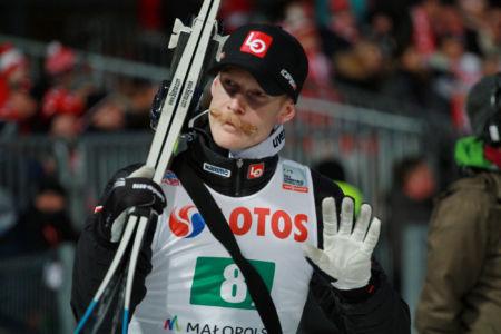 Robert Johansson - WC Zakopane 2020