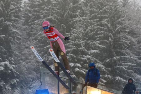 WWC Klingenthal 2019 - Karolína Indráčková