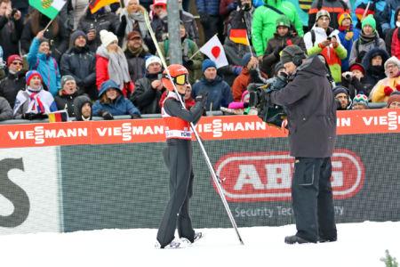 WWC Klingenthal 2019 - Katharina Althaus