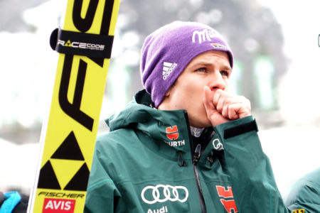 Andreas Wellinger - PŚ Planica 2018